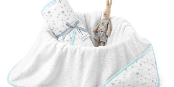 Ręcznik dla noworodka - jaki wybrać?
