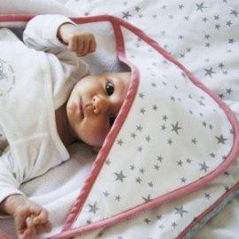 Ręczniki dla noworodka