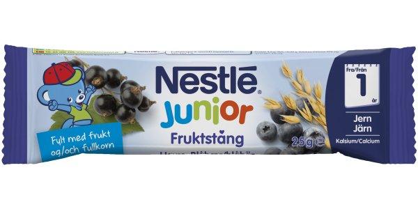 Poznaj Batoniki owocowe Nestlé Junior