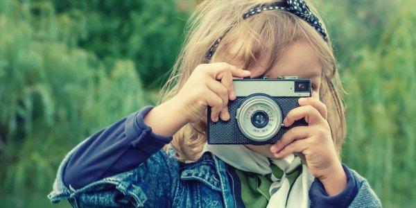 Jaki aparat fotograficzny kupić dziecku?