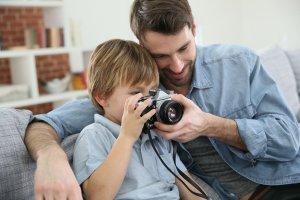 Jak wybrać aparat fotograficzny dla dziecka