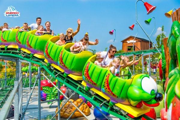 Energylandia - oto park rozrywki z atrakcjami dla najmłodszych
