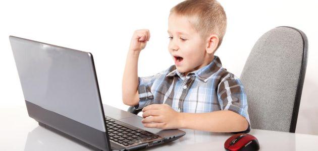 Dziecko, a korzystanie z komputera