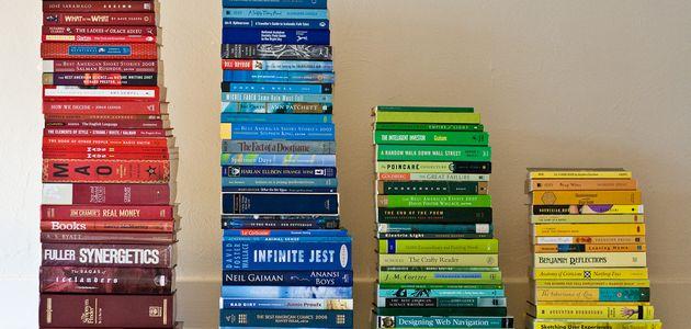 Książki towarzyszami w wychowywaniu.
