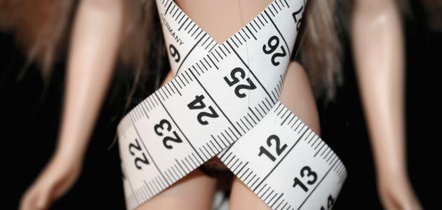 Małe anorektyczki