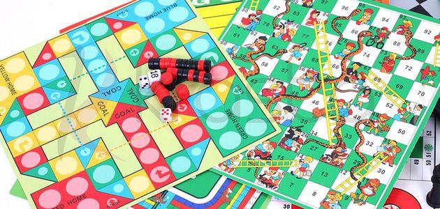 Gry planszowe - czy dzieci chcą się w nie bawić?