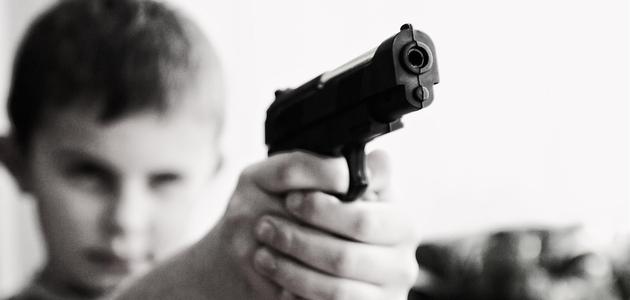Jaki wpływ na dziecko ma przemoc w grach komputerowych.