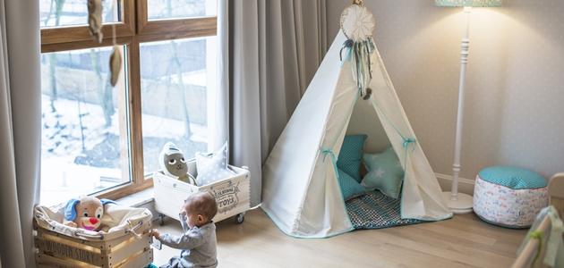 Odmień pokój dziecka na wiosnę