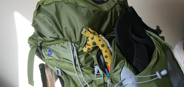 Idealna torba – czyli co powinno znaleźć się w  kolonijnym bagażu.
