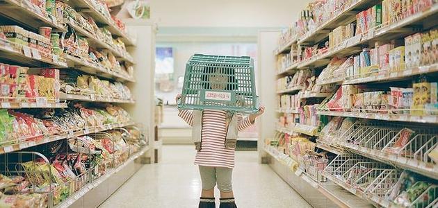 W supermarkecie z dzieckiem, czyli jak przetrwać zakupy bez rodzinnej kłótni