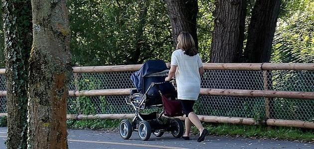 Ćwiczenia z wózkiem, czyli gimnastyka dla świeżoupieczonych mam