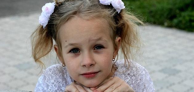 Kolczyki dla małych dziewczynek