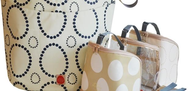 Eleganckie torby dla mam