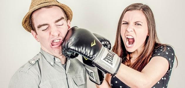 Kłótnia w związku a dzieci