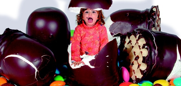 Koniec ze słodyczami