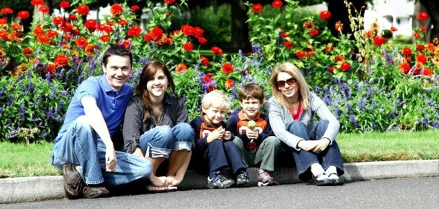 Dzieci wychowywane w rodzinach zastępczych
