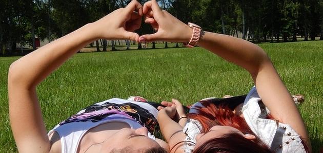 Pierwsza miłość nastolatków