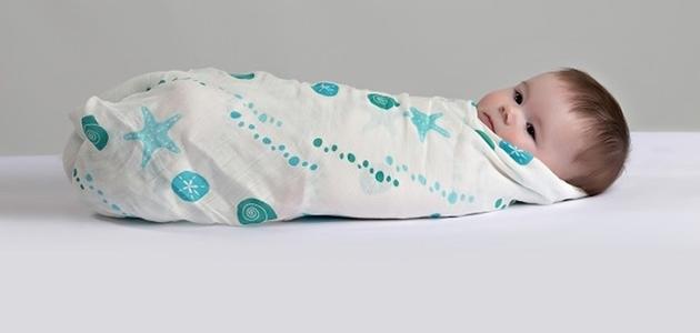 Jak otulać niemowlę?