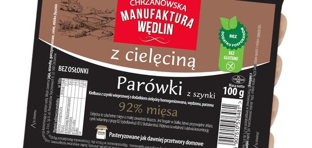 Nowe oryginalne smaki Parówek Premium z Chrzanowa