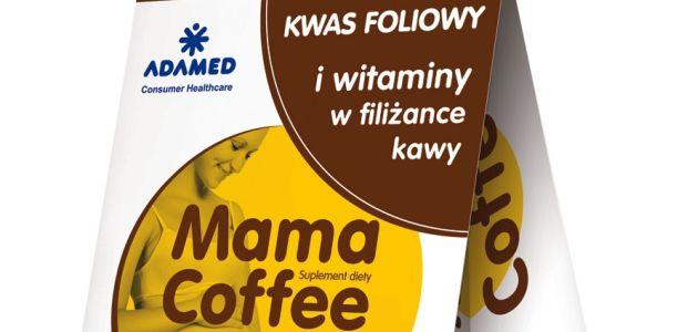 MAMA COFFEE - przyjaciółka każdej mamy!