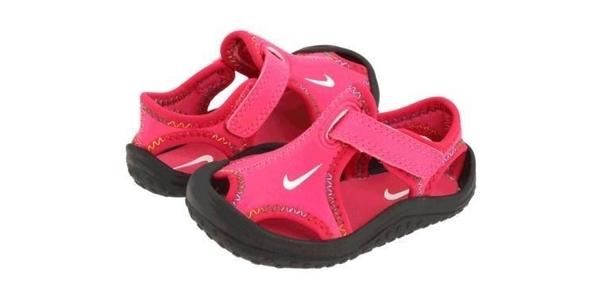 Sandały Nike Sunray – moda dziecięca na lato