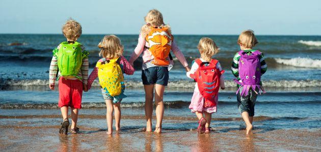 6 reguł podróży z dzieckiem