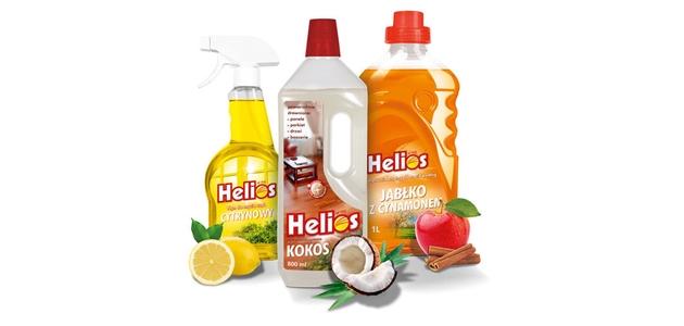 Dom pełen świątecznych aromatów z marką Helios