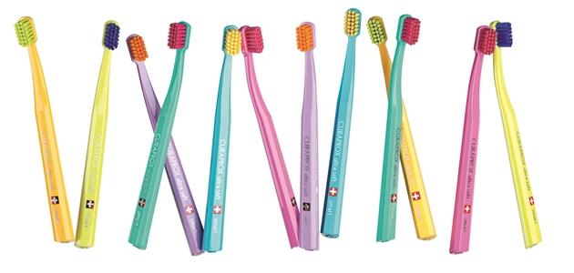 Szczoteczka do zębów dla dzieci i dorosłych