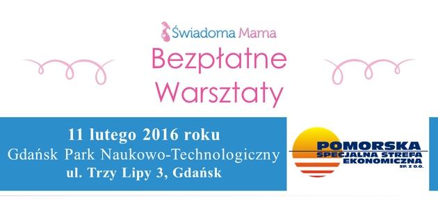 Świadoma mama - Gdańsk 11.02.2016 r.