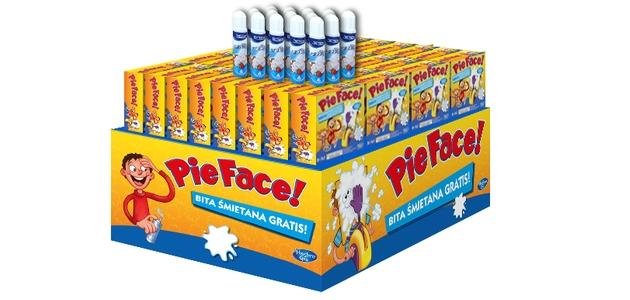 """,,Pie Face"""" do kupienia w Toys""""R""""Us z wyjątkową promocją"""
