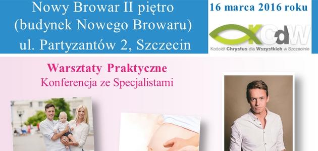 Świadoma mama - Szczecin 16.03.2016 r.