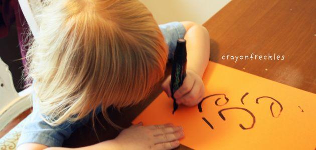 Gdy dziecko woli pisać lewą ręką - co nieco o leworęczności