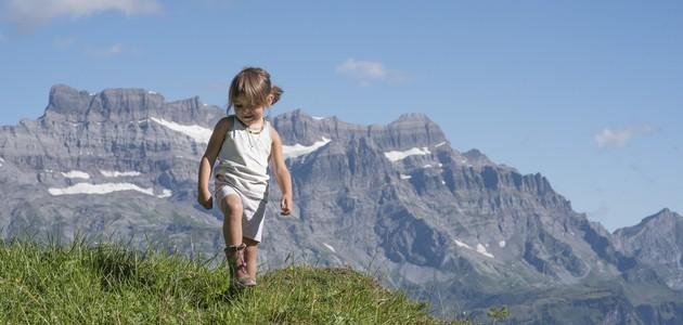 Wyjazd w góry z maluchem