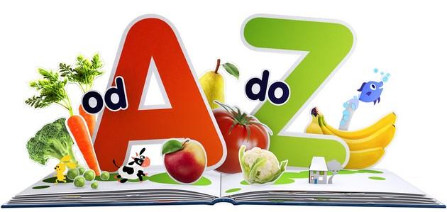 """""""Elementarz smaków"""" pomaga wrozszerzaniu diety dzieci"""