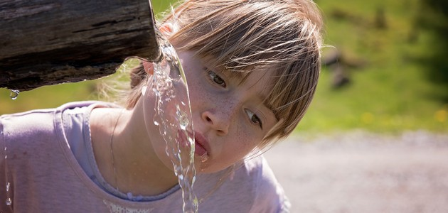 Woda najlepszym sposobem na ugaszenie pragnienia