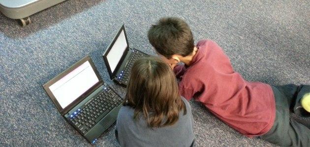 Pierwszy laptop dla dziecka
