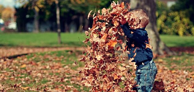 Bez placu zabaw – czyli jak kreatywnie spędzić czas z dzieckiem w parku