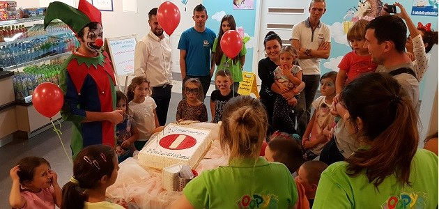 Przyjęcie urodzinowe dla dzieci? Musi być fun!
