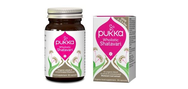 Pukka Wholistic Shatavari – kobieca harmonia ciała i umysłu.