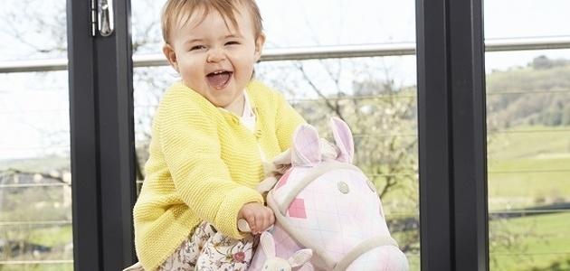 Konik na biegunach - idealny prezent dla dziecka