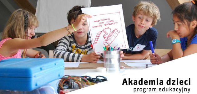 Akademia Dzieci – program edukacyjny