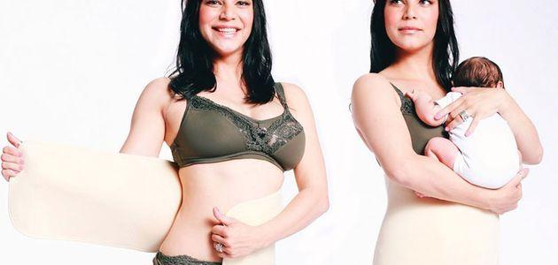 Pas na brzuszek - sposób na powrót do formy po ciąży!