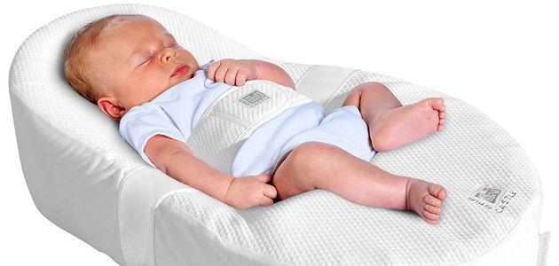 Spokojny i bezpieczny sen niemowlaka