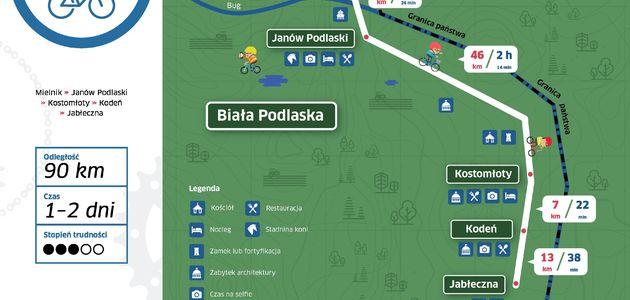 Wsiądź na rower i zwiedzaj Polskę! Oto 8 szlaków rowerowych, które warto poznać